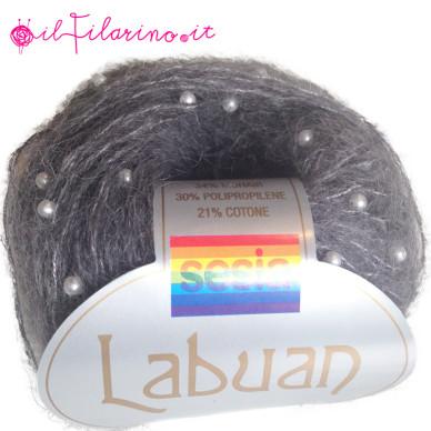 Ilfilarino-shop&Blog-Sesia-Laboun-grigioScuro-gomitolo