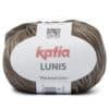 IlFilarino-lana-filato-lunis-knit-cotone-poliammide-marrone-medio-primavera-estate-katia-63-gomitolo