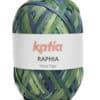 IlFilarino-lana-filato-raphia-knit-cellulosa-di-viscosa-turchese-verde-primavera-estate-katia-56-gomitolo