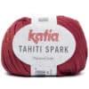 ilFilarino_filati-katia-yarn-filati.estivi.fettuccia.thaiti_spark-lana-filato-tahitispark-knit-cotone-poliammide-rosso-lampone-oro-primavera-estate-katia-80-r.gomitolo