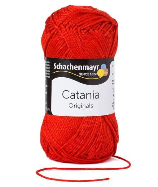 Filato Catania Cotone Mercerizzato Amigurumi Crochet Uncinetto Maglia
