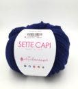 Ilfilarino.shop.filati.online.lana.superfine.yarn.7capi.col.royalblue.17920