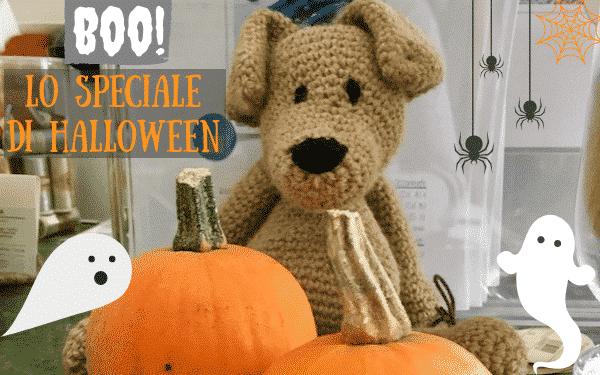 halloween maglia uncinetto